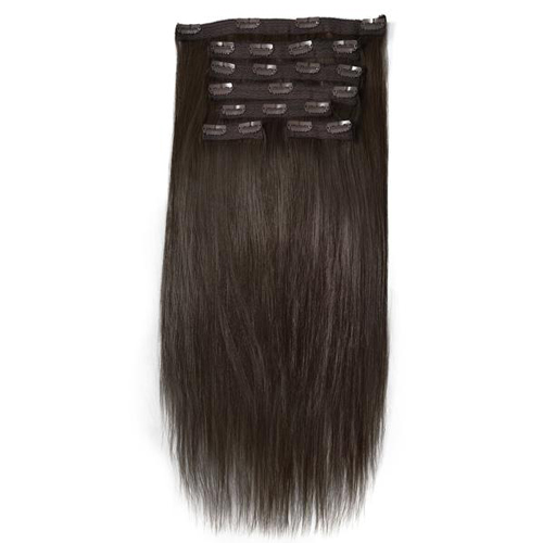 silk lace clip in hair extension,clip in hair extensions, human hair extensions, hair extensions