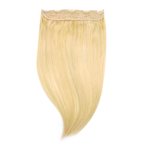 single piece clip in hair extension, quad weft, quad clip in hair extensions, human hair extensions, hair extensions, clip in hair extensions