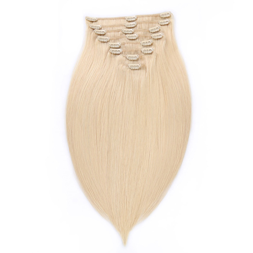 clip in hair extension,human hair clip in hair extensions, hair extensions