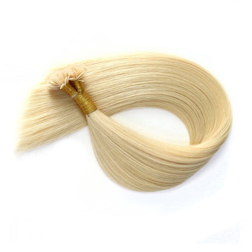 pre-bonded hair extensions, flat tip hair extensions, hair extensions, human hair extensions
