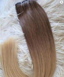 PU hair weft, skin hair weft, hand-tied hair weft, hair weave, hair extensions, human hair extensions, professional hair extensions, permanent hair extensions
