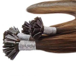 hair extensions, human hair extensions, professional hair extensions, permanent hair extensions, flat tip hair extensions