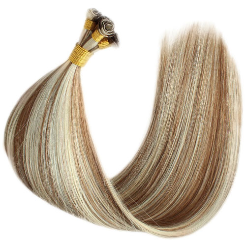 hair weft, hair weave, hair extensions, hand-tied hair weft, human hair extensions