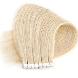 tape in hair extensions, mini tape in hair extensions, ultra seamless tape in hair extensions, hair extensions, human hair extensions, professional hair extensions, permanent hair extensions