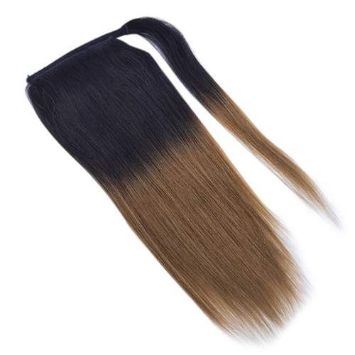 ponytail,human hair ponytail,wrap ponytial