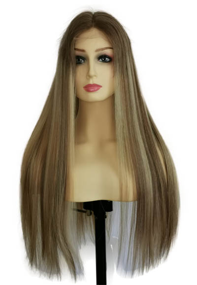22 inches Lace Toppers Golden Blonde